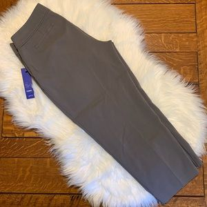 Apt. 9 • Torie cropped dress pant slacks Sz 10